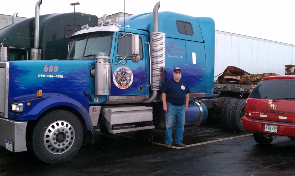 Dale Tilma, of Tilma Service, Fennville, MI