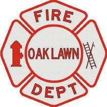 Oak Lawn Fire Department Logo